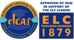 ELCAS Centre No: 6447 RISK is approved and registered provider of ELCAS courses